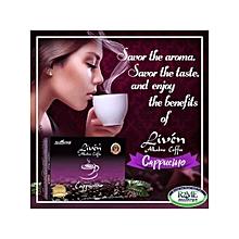 LIVEN ALKALINE COFFEE (cappucinno flavor)