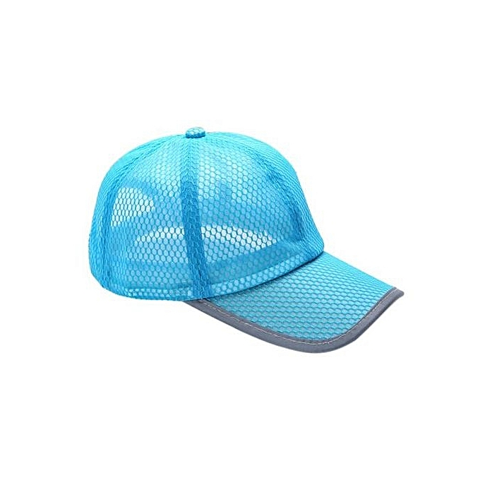 66109cfd2c087c Eissely Summer Breathable Mesh Baseball Cap Men Women Sport Hats Sky ...