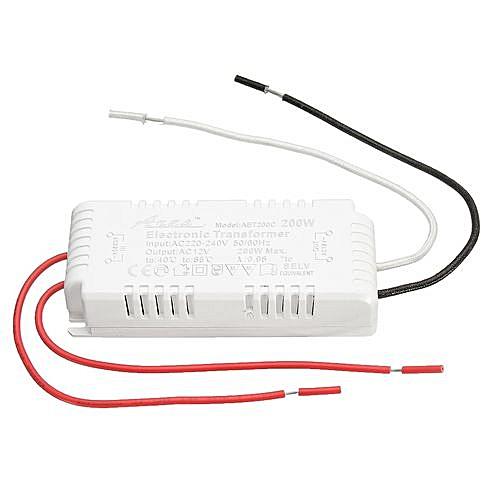 Lighting Transformer AC 220V To AC 12V 200W Power Supply Adapter LED Driver  For LED Strip Light