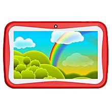 "Ctroniq KinderTab K9 - 7"" - 8GB + 1GB - Android 8.1 - Red"
