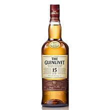 Single Malt Whisky, 15 Years Old - 1 litre