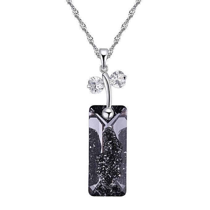 dernier style de 2019 sélectionner pour authentique invaincu x The vogue jewelry 1000 se of Jian Yue Tong adopts Swarovski