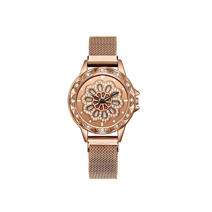Diamond Ladies Watches Women S Top Brand Wristwatches Gold