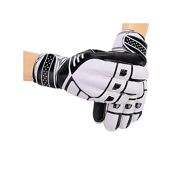 ...  clearance Sale+ready Stock 1Pair Durable Thickened Latex Soccer  Goalkeeper Gloves Accessory ... e25fe9a31