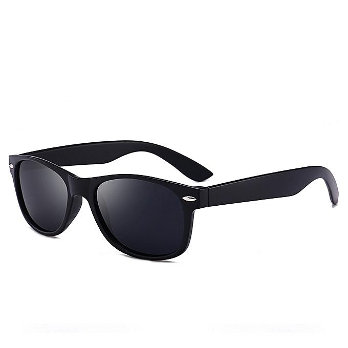 7e3709f17368 Hot sale Driving mirror polarized sunglasses fashion men s classic quality  sunglasses-gray black