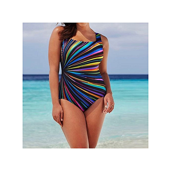 Buy Generic Tectores Womens Swimming Costume Padded Swimsuit