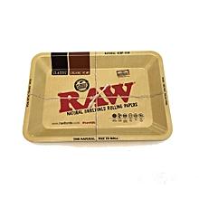 Raw Mini Metal Rolling Tray .