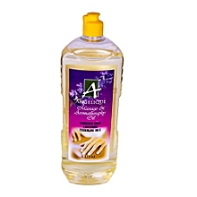 Massage & Aromatherapy Oil Enriched With Lavender Essential Oils 1L