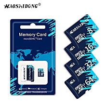 New MicroData Class 10 32GB Memory Card SDXC 64GB SDHC 32GB/16GB/8GB/4GB micro sd card TF card Memory flash Microsd cards