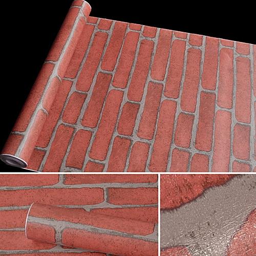 Anniversary Sales - Buy Kokobuy Waterproof Brick Stone Style ...