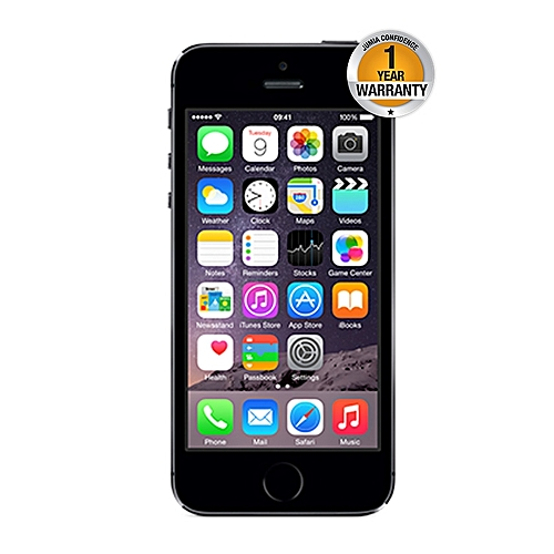 iPhone 5s - 16GB - 1GB RAM - Single SIM - 8MP - Space Grey