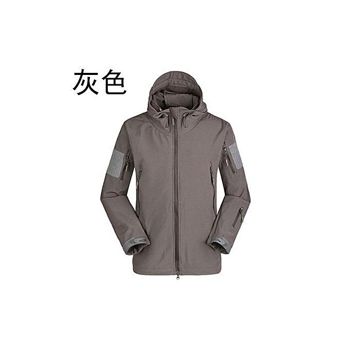 Shark Skin Soft S Jacket Men Outdoor Tree V4 0