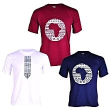 Tribal T-shirt Bundle (3-in-1) - Multicolour
