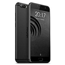 Powerful Ulefone-Geminipro Dual Camera Smartphone Support Memory Card EU Plug-black