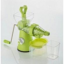 Fruit Juicer - Green