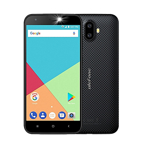 S7 - 8GB - 1GB RAM (8MP+5 MP) Camera - Dual Sim - 3G - Black