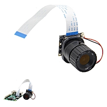4mm Focal length adjustable camera raspberry PI raspberry infrared night vision monitoring camera module 500W