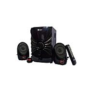 Sub Woofer System SHT-1259BT 2.1 - Black 6000W P.M.P.O S