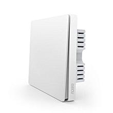 Xiaomi Aqara Wall Switch Smart Light Control ZigBee Version-MILK WHITE