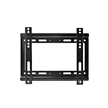 "14"" - 42"" TV Wall Mount - Black"