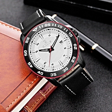 Fashion Casual Watches 3ATM Water-resistant Men Quartz Watch Male Military Wristwatch Relogio Musculino