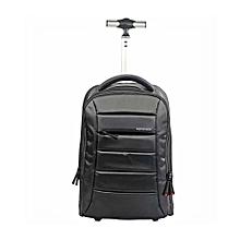 Bizpack Heavy Duty Trolley Bag - TR - Black Multipurpose for travelling,hiking,laptops