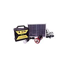 AF1207 - Solar Generator- Yellow & Black