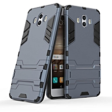 Huawei Mate 10 Case, Mooncase 2 In 1 Hybrid Rugged Armor Cases Cover Slim Thin Anti-Scratch Shockproof Protective Sleeves (As Shown)