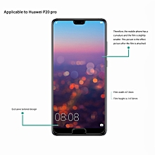 Nerkin Huawei P20 Pro Mobile Phone Protection Film HD Matte Film Mobile Phone Screen Stickers Transparent/
