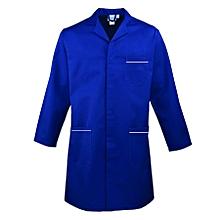 High Quality Blue unisex dust coat