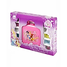 Princess Jewellery Case & Beads