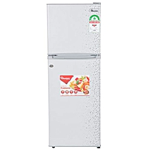 RF/171 - 2 Door Direct Cool Fridge- 128 Litres - Mar Silver