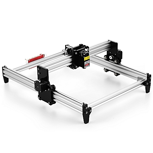 5500mw Desktop DIY Laser Engraving Machine CNC Engraver Carver Laser  Printer with Protective Glasses for Carving Cutting and Engraving