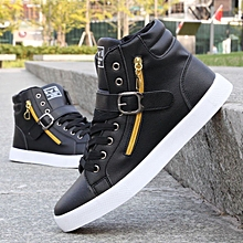 2016 New Men 's Shoes Fashion Breathable Casual Sneakers Running Shoes High Top