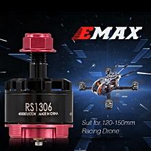 RS1306 4000KV Multirotor Brushless CCW Cooling Motor for 120-150mm FPV Racing Quadcopter