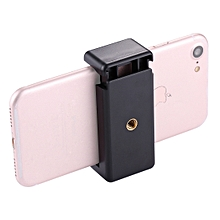 Selfie Sticks Tripod Mount Phone Clamp with 1/4 inch Screw Hole for iPhone, Samsung, HTC, Sony, LG and other Smartphones