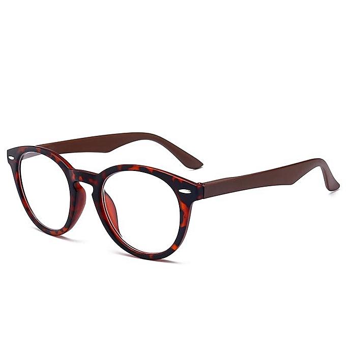 b26008b56b 100 Degree Unisex HD Lens Lightweight Reader Reading Glasses Full Frame  Durable Presbyopic Glasses