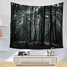 Wall Tapestry Home Decorations Wall Hanging Forest Tapestries For Living Room 3
