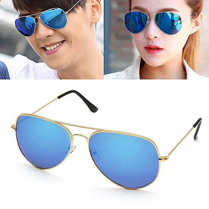 842c6b0b5b6 Golf Ball Finder Glasses Blue Lens Metal Frame Less Straining Sunglasses  Pilot