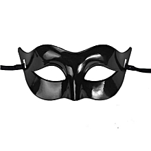 Classic Masquerade Half Face Mask For Party Costume Ball BK