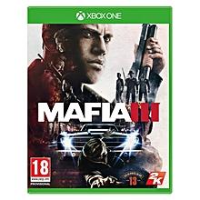 XBOX 1 Game Mafia 3