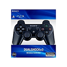 PS3/PC Pad Dual Shock 3 - Wireless Controller - Black
