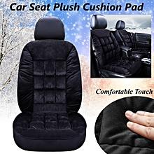 Universal Car Auto Plush Seat Cushion Cover Pad Cute Interior Accessories Cushion Styling Winter Plush Warm For Automobiles