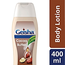 Cocoa Butter Lotion - 400ML