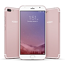 "Android 3G 8MP Smartphone Quad Core Cell Phone Unlocked 2SIM 5.5"" 16GB-rose gold"