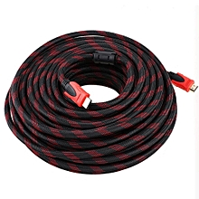100FT/26m High Definition Multimedia Interface Cable for Bluray 3D Dvd Ps3 Hdtv Xbox Lcd High Speed Cord-1