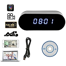 Digital Wireless Wifi Clock Camera HD Video Recorder Night Vision Camcorder JY-M
