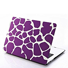 New Giraffe Spots Hard Shell Case Cover Keypad Skin For Macbook Pro 13.3 Inch PP