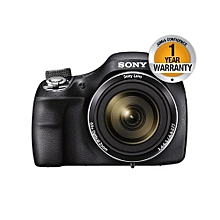 DSC-H400 - 20.1MP Digital Camera - Black