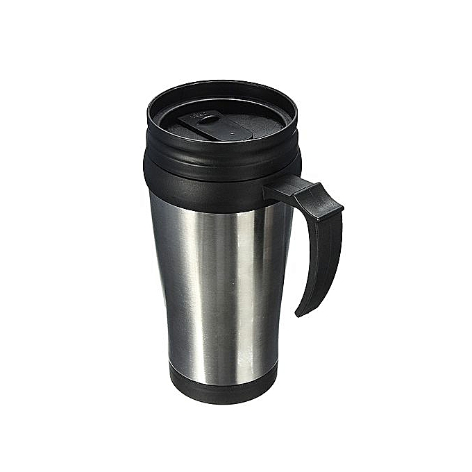 3de55e76721 Generic Portable Stainless Steel Insulated Travel Car Coffee Tea Mug Cup  Thermos